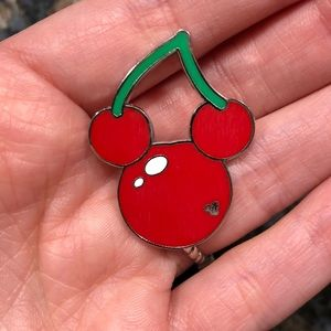 Disney Hidden Mickey Cherries Pin
